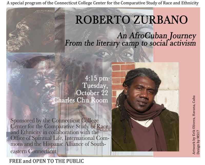 Zurbano at Connecticut College
