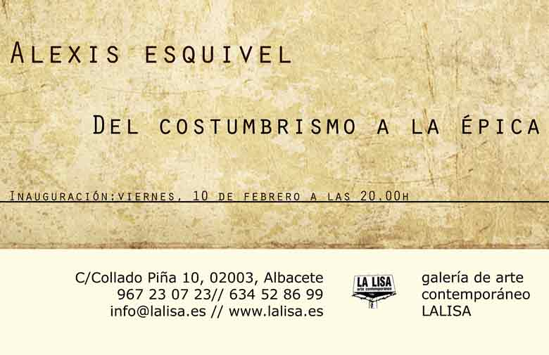 Esquivel - Costumbrismo