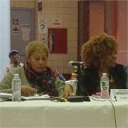 Gisela at Reparations Summit
